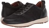 Gordon Rush Rubin (Black) Men's Shoes