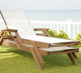 Pottery Barn Stacking Chaise