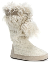 Muk Luks Chanelle Boot Slipper