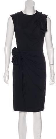 Diane von Furstenberg Sleeveless Midi Dress