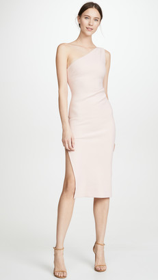 Bec & Bridge Gemma Asymmetrical Midi Dress