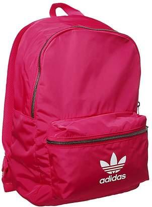 adidas Nylon Backpack Energy Pink