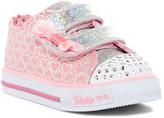 Skechers Shuffles Glitter Pop Sneaker (Toddler)