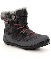 Columbia Girls' Minx Shorty Waterproof Cold Weather Boots