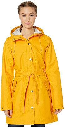 Helly Hansen Lyness II Coat (Essential Yellow) Women's Clothing