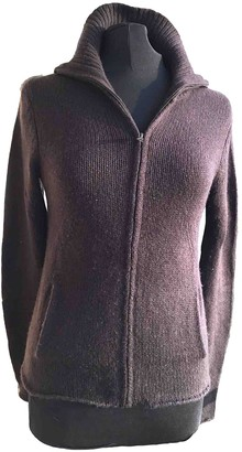 Zadig & Voltaire Brown Cashmere Knitwear for Women