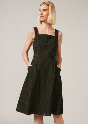 Phase Eight Olymea Broderie Dress