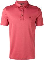 Michael Kors chest embroidery polo shirt - men - Cotton - S