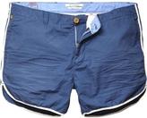 Scotch & Soda Men's Short Safety Instructor Inspired Shorts - Marine
