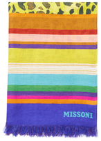 Missoni Home Tinika Linen Throw