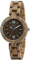 WeWood Mimosa Army Wooden Watch