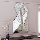 Asymmetrical Wall Mirror