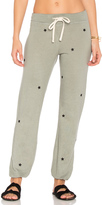 Sundry Star Patches Sweatpant