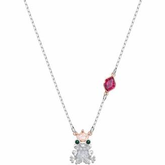 Swarovski Women Stainless Steel Pendant Necklace 5456136