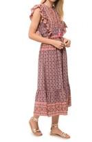 Sea Selena Flutter Dress