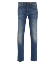 Edwin Ed-85 Slim Tapered Low Crotch Compact Blue Denim Jeans