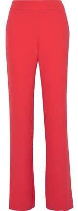 Giorgio Armani Washed-Silk Flared Pants