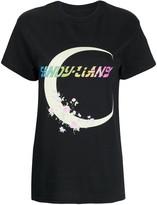 Sandy Liang moon print T-shirt
