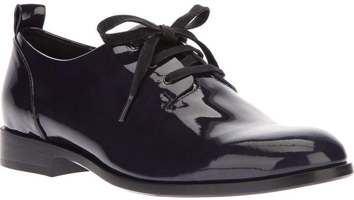 Jil Sander Navy 'Golfo' shoe