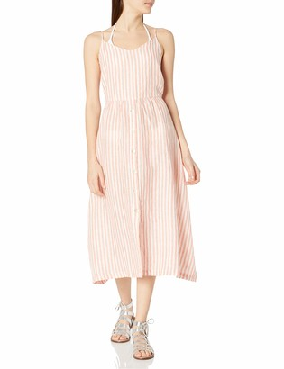 Seafolly Women's Midi Button Front Tank Dress