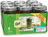 Ball Wide Mouth 9-Pack 1.5-Pint Glass Canning Jars