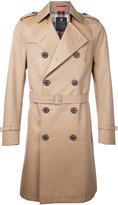 Loveless - classic trench coat - men - Cotton - 1