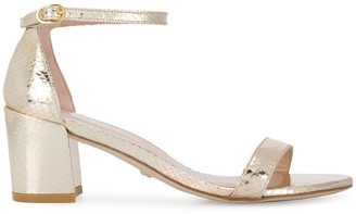 Stuart Weitzman 70mm Simple Mini sandals