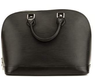 Louis Vuitton Noir Epi Alma PM (4058013)