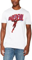 Marvel Comics Men's Daredevil Logo T-shirt