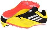 adidas Spider 4 (Vivid Yellow/Metallic Silver/Pop/Black) - Footwear