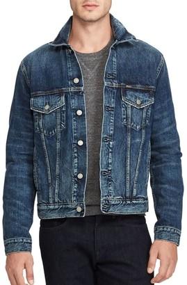 Polo Ralph Lauren Denim Cotton Trucker Jacket