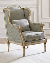 John-Richard Collection Rayna Wingback Chair