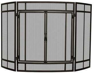 URBAN RESEARCH Mr. Bar B Q Products Llc 3 Panel Curved Screen With