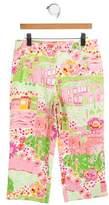 Lilly Pulitzer Girls' Printed Pants
