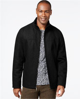 Perry Ellis Wool-Blend Zip-Front Jacket
