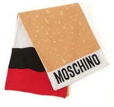 Moschino Women's 'It's Lit' Knit Scarf
