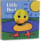 Bed Bath & Beyond Little Duck: Finger Puppet Book