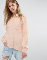 Vila Boxy Shirt