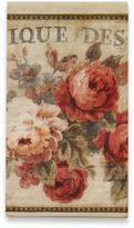 Avanti Parisian Flower Guest Paper Napkins (Set of 16)