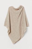 H&M Alpaca-blend Poncho