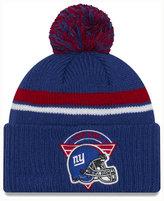 New Era New York Giants Diamond Stacker Knit Hat