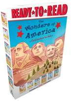Simon & Schuster Wonders Of America Collector's Set.