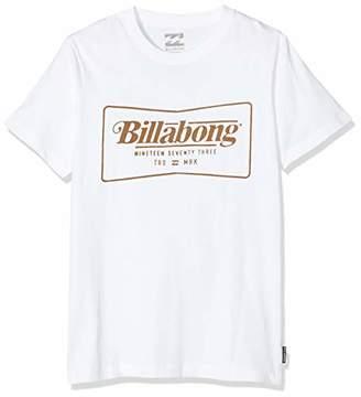 Billabong Boys' TRD MRK SS T-Shirt,14 Years