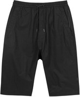 Maharishi Summer Dropped-crotch Cotton Shorts