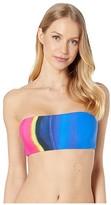 Polo Ralph Lauren Dip-Dye Bandeau Bra (Multi) Women's Swimwear