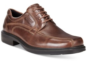 Ecco Men's Helsinki Bike Toe Lace Oxford Men's Shoes