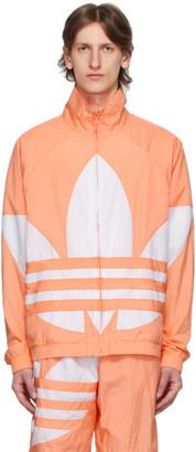 adidas Pink Big Trefoil Track Jacket