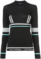 Paco Rabanne long sleeved sweater