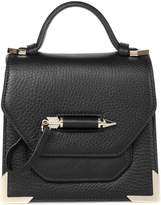 Mackage Rubie Leather Gold Bag