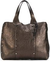 Jimmy Choo Lockett shopper tote - women - Leather - One Size